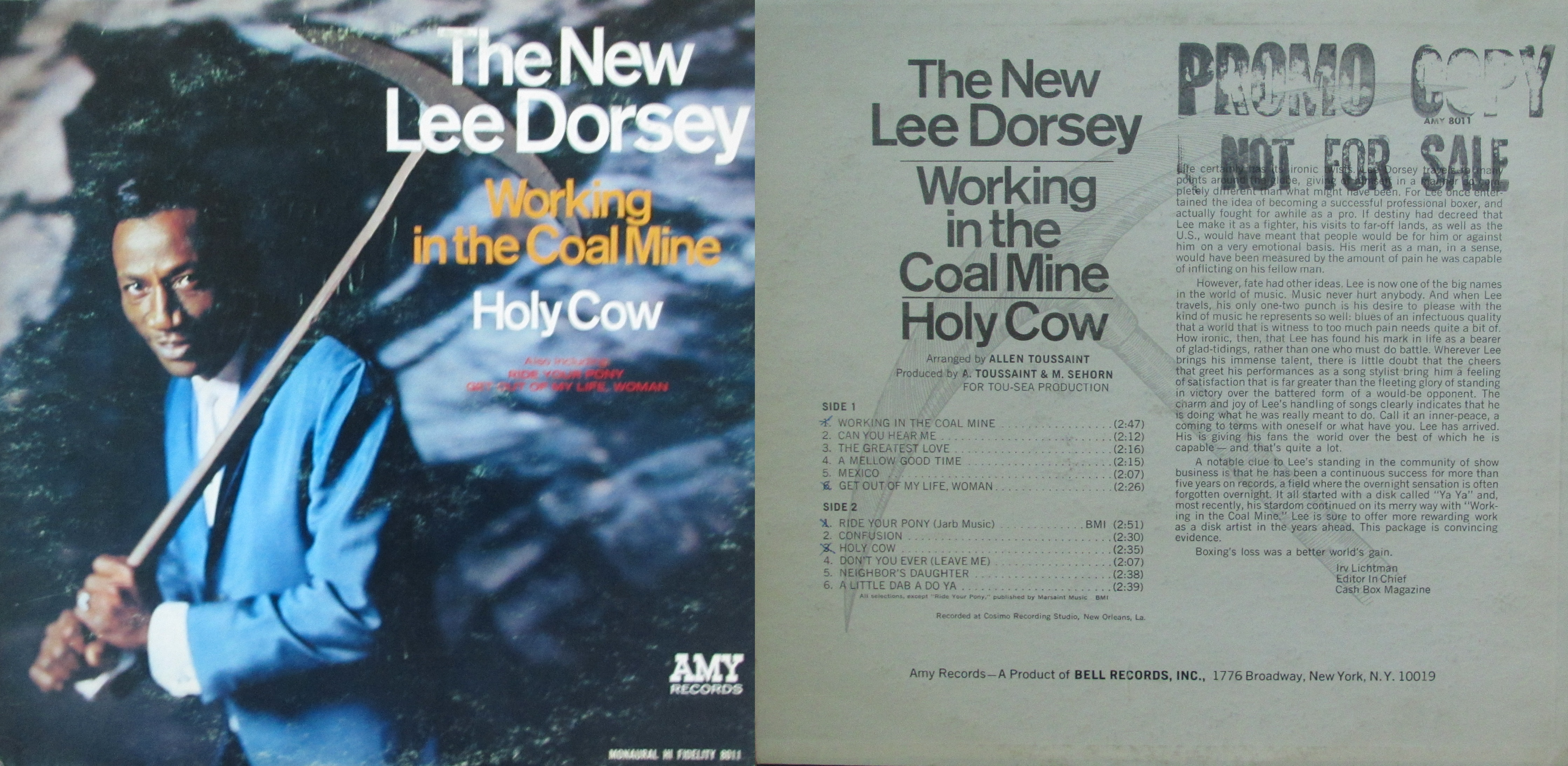 The New Lee Dorsey My Dad S Albums