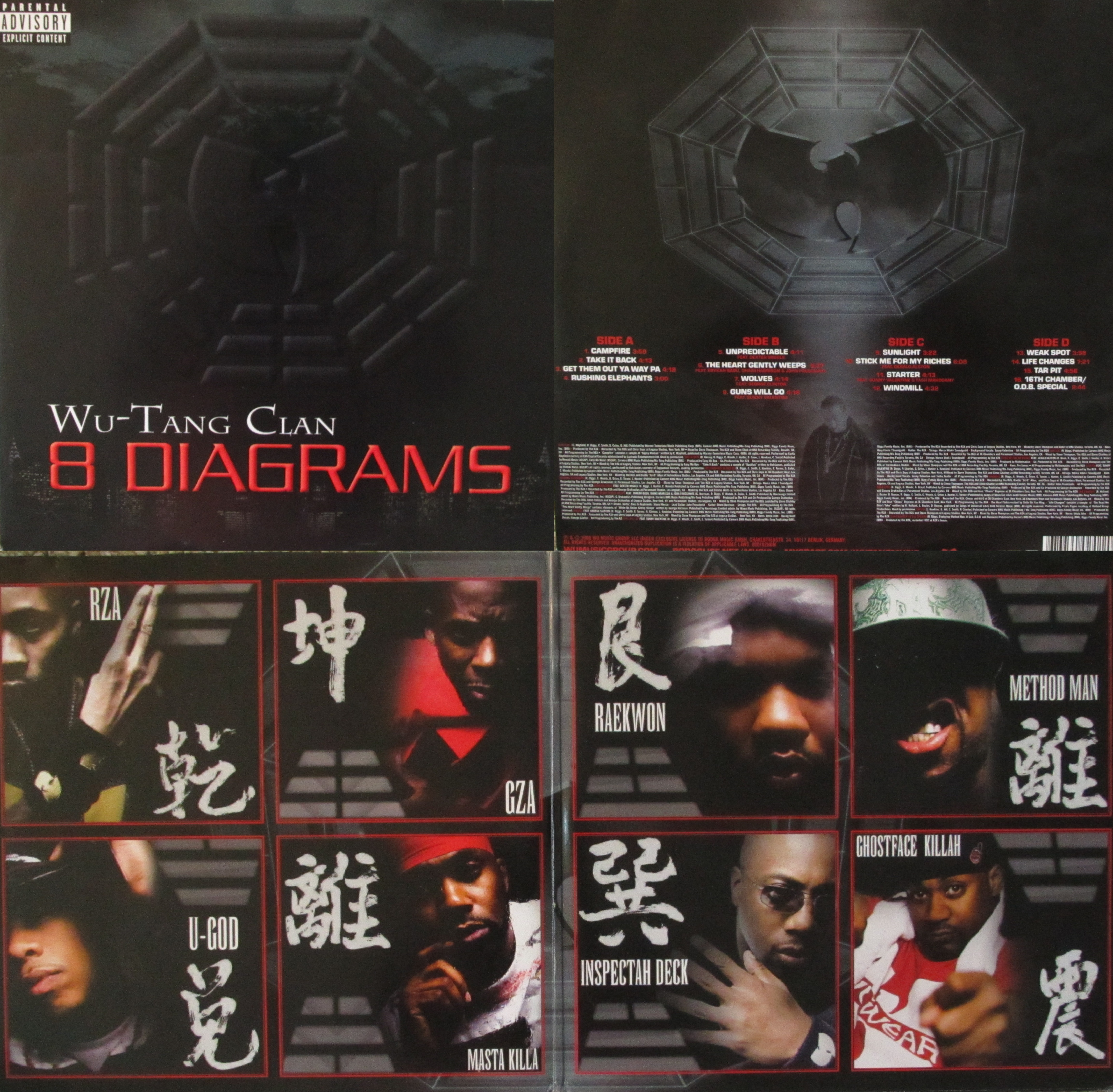 Wu Tang Wu Tang Wu Tang My Dad S Albums
