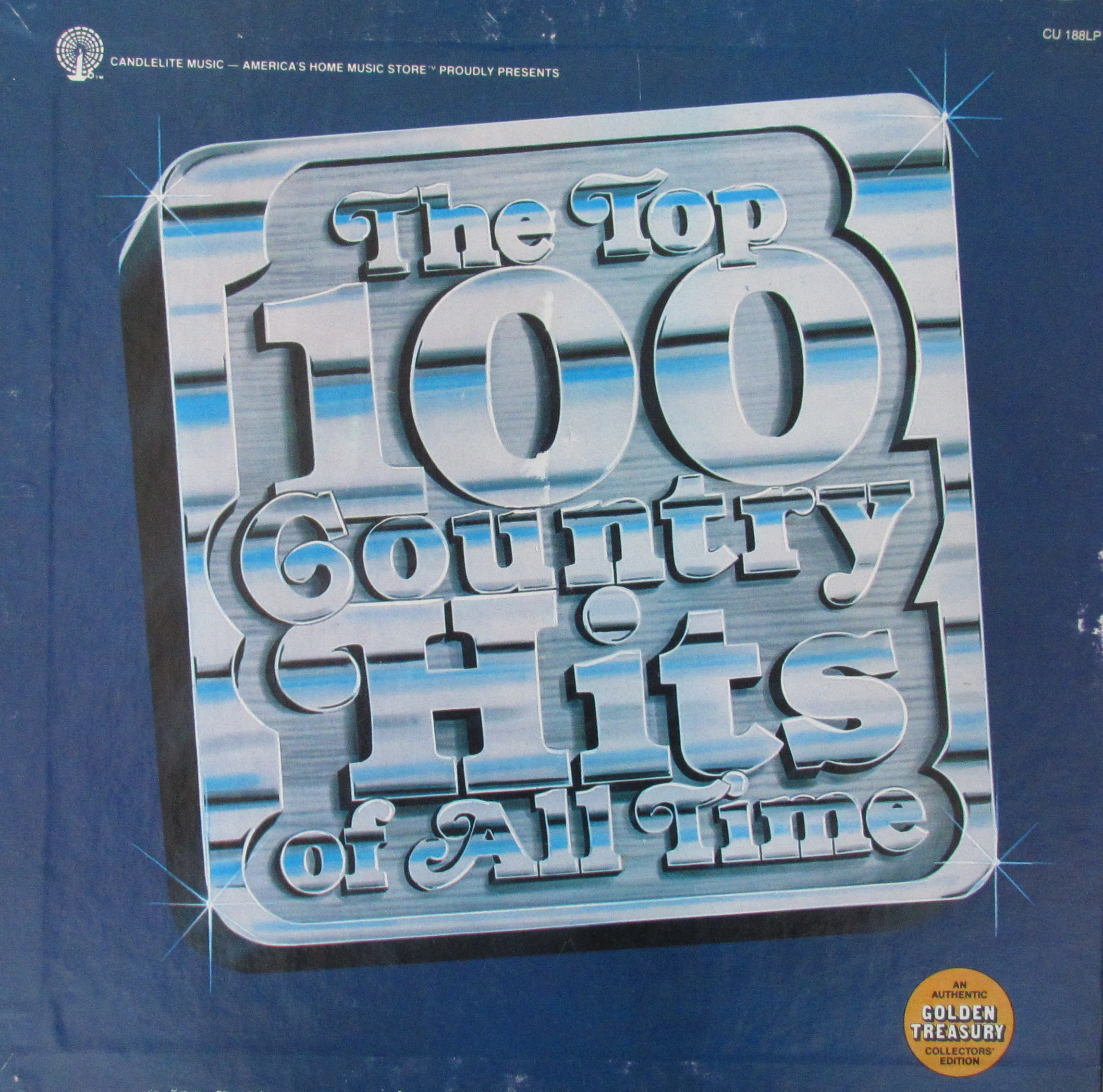 What are the all time top 100 country hits?