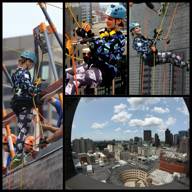 Over the Edge 2014 Collage