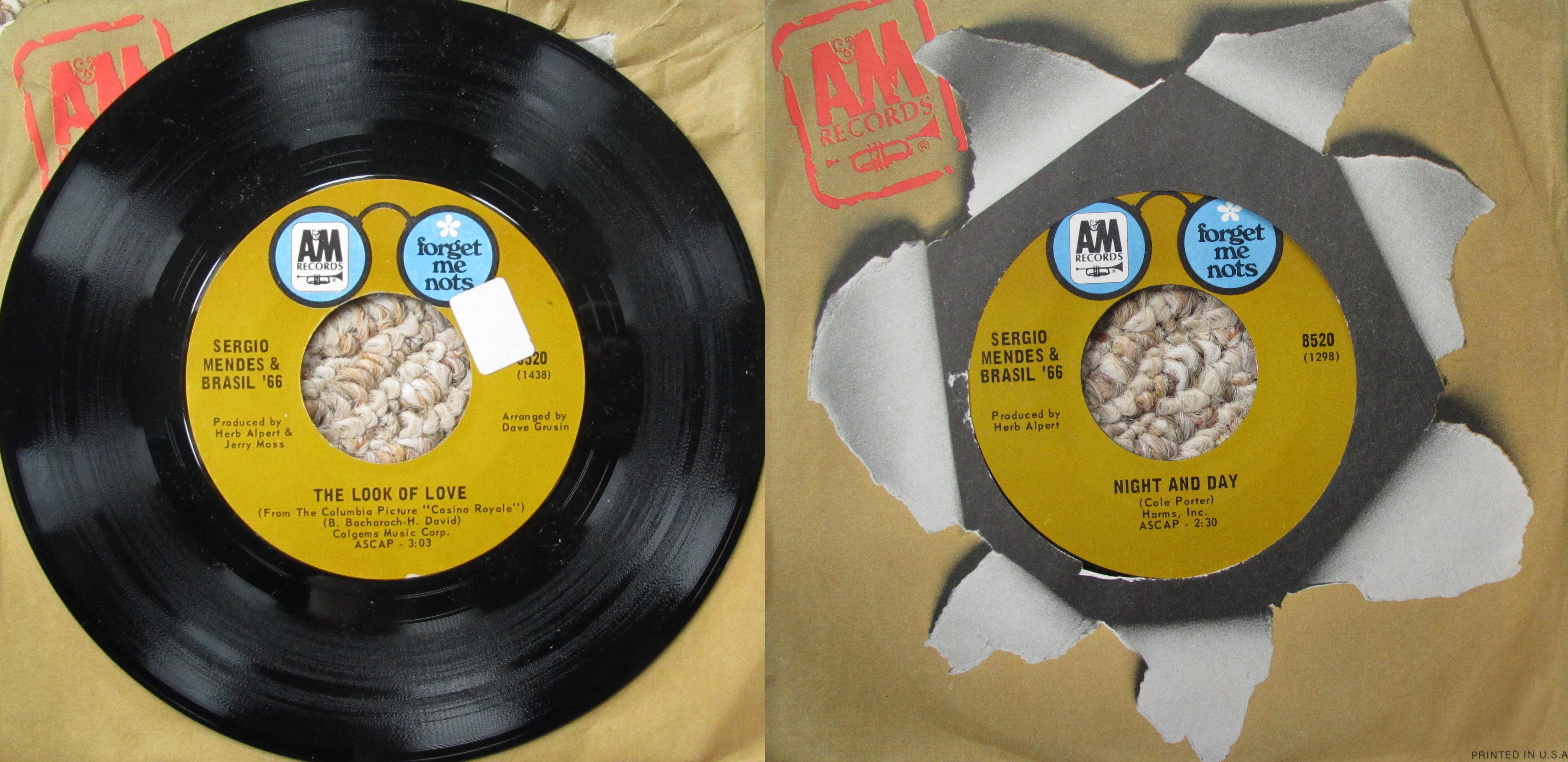 Herb Alpert My Dad S Albums