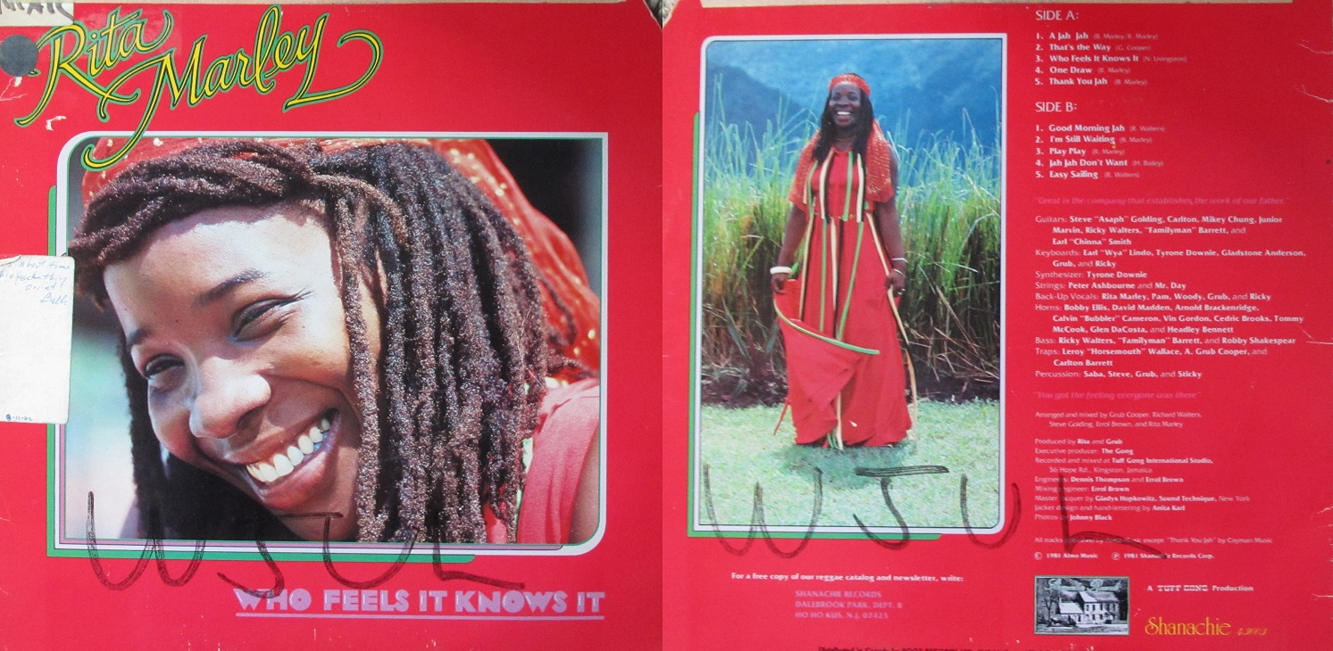 Rita Marley One Draw