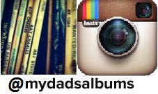 InstagramMyDadsAlbums