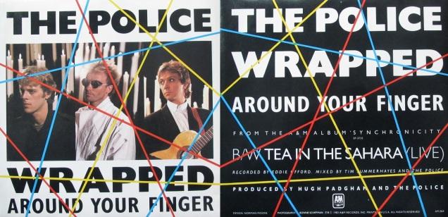 PoliceWrappedAroundFinger