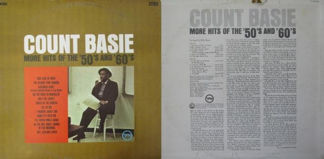 BasieMoreHits50s60s