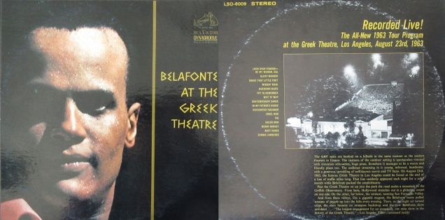 BelafonteGreekTheatre