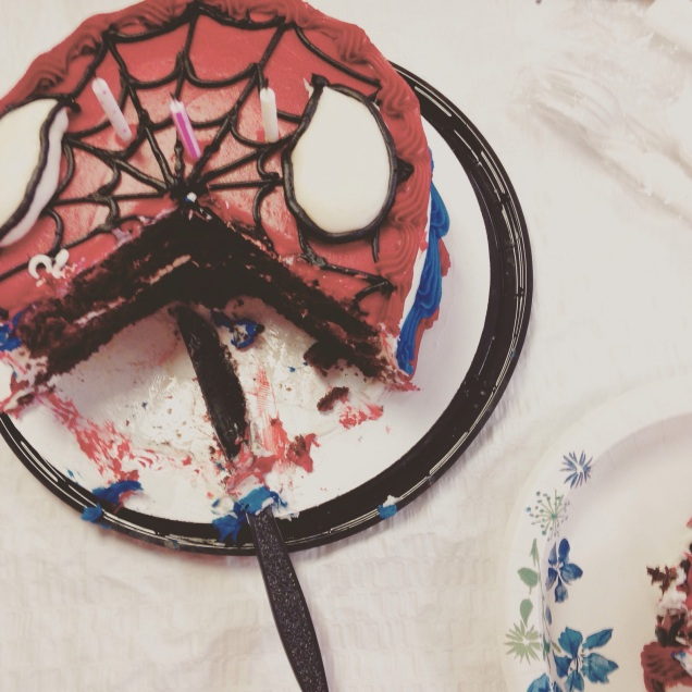 BDay Cake at Garnick's