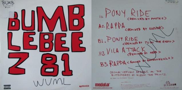 Remixed Bumblebeez 81