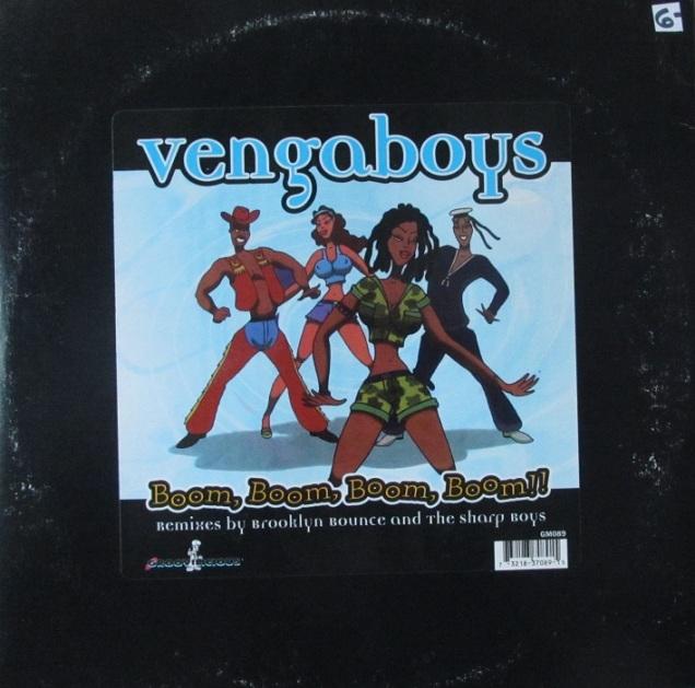 Groovilicious Vengaboys