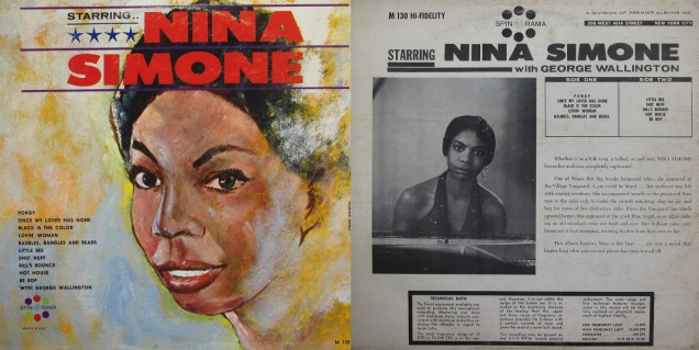 Starring Nina Simone with George Wallington